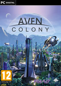 Packaging of Aven Colony [PC]