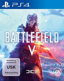 Verpackung von Battlefield V [PS4]