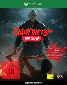 Verpackung von Friday the 13th [Xbox One]