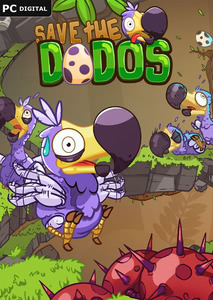 Packaging of Save the Dodos [PC]
