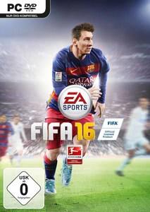 Verpackung von Fifa 16 [PC]