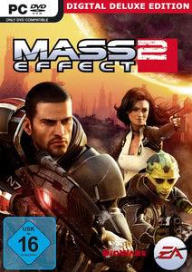 Verpackung von Mass Effect 2 Digital Deluxe Edition [PC]