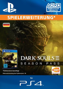 Verpackung von Dark Souls III Season Pass [PS4]