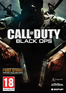 Packaging of Call of Duty®: Black Ops [Mac]