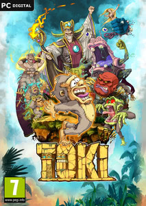 Packaging of Toki [PC]