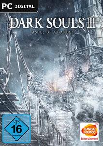 Verpackung von DARK SOULS 3 - Ashes of Ariandel [PC]