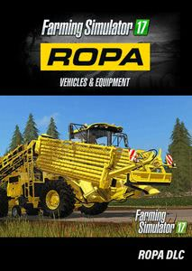 Packaging of Landwirtschafts Simulator ROPA DLC [PC / Mac]