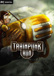 Packaging of Trainpunk Run [PC]