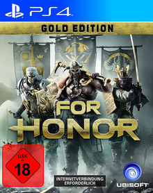 Verpackung von For Honor Gold Edition [PS4]