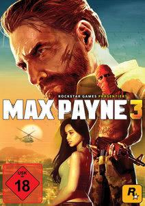 Verpackung von Max Payne 3 [PC]