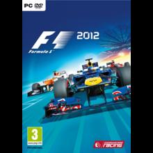 Emballage de F1 2012 [PC]