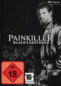 Verpackung von Painkiller Black Edition [PC]