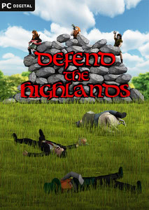 Packaging of Defend The Highlands [PC]