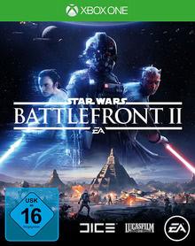Verpackung von Star Wars Battlefront 2 [Xbox One]