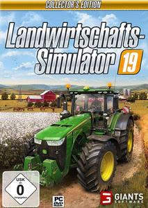 Verpackung von Landwirtschafts-Simulator 19 Collector's Edition [PC]