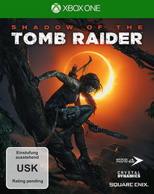 Verpackung von Shadow of the Tomb Raider [Xbox One]