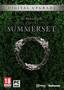Packaging of The Elder Scrolls Online: Summerset Upgrade Standard Edition [PC / Mac]