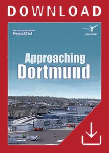 Verpackung von Prepar3D V4 Approaching Dortmund [PC]