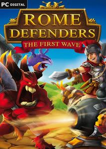 Packaging of Rome Defenders - The First Wave [PC]