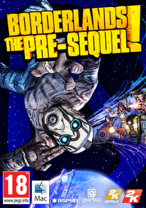 Packaging of Borderlands: The Pre-Sequel [Mac]
