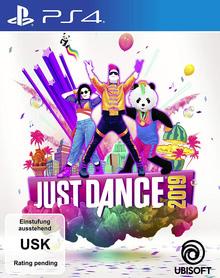 Verpackung von Just Dance 2019 [PS4]