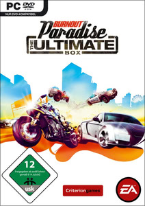 Verpackung von Burnout Paradise The Ultimate Box [PC]