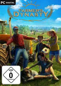 Verpackung von Farmer Dynasty [PC]