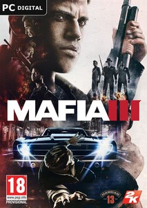 Packaging of Mafia 3 [PC]
