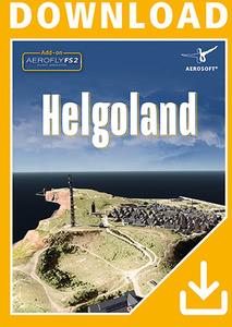 Verpackung von Aerofly FS 2 Helgoland [PC]