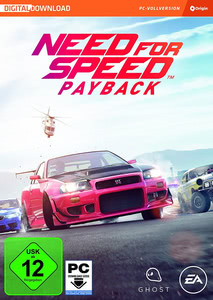 Verpackung von Need for Speed: Payback [PC]