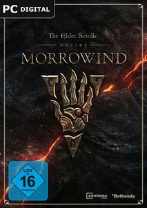 Verpackung von The Elder Scrolls Online: Morrowind [PC]