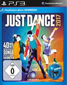 Verpackung von Just Dance 2017 [PS3]