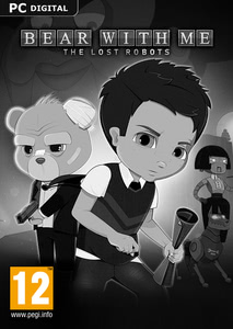 Packaging of Bear With Me: The Lost Robots [PC]
