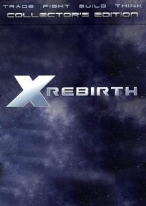 Verpackung von X Rebirth: Collectors Edition [PC]