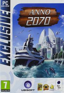 Verpackung von Anno 2070 UBI EXCLUSIVE [PC]