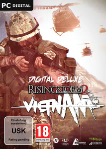 Verpackung von Rising Storm 2: Vietnam Digital Deluxe Edition [PC]