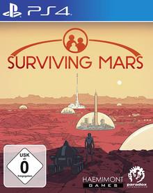 Verpackung von Surviving Mars [PS4]