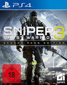 Verpackung von Sniper Ghost Warrior 3 Season Pass Edition [PS4]