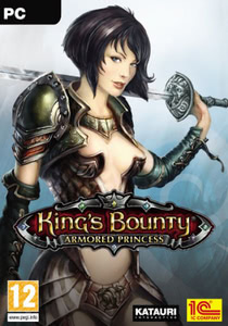 Packaging of King's Bounty: Armored Princess [PC]