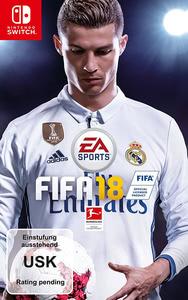 Verpackung von Fifa 18 [Switch]