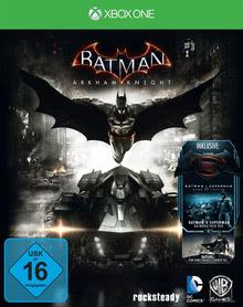 Verpackung von Batman: Arkham Knight (Sonder-Edition) [Xbox One]