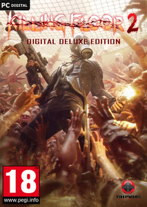 Packaging of Killing Floor 2 Digital Deluxe Edition [PC]