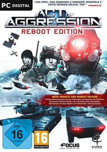 Verpackung von Act of Aggression: Reboot-Edition [PC]