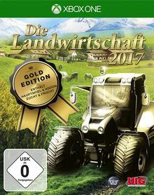 Verpackung von Die Landwirtschaft 2017 Gold Edition [Xbox One]