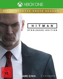 Verpackung von Hitman: Die Komplette erste Season (Day One Edition) [Xbox One]