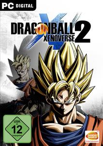 Verpackung von Dragon Ball Xenoverse 2 [PC]