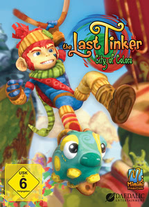 Verpackung von The Last Tinker: City of Colors [PC / Mac]
