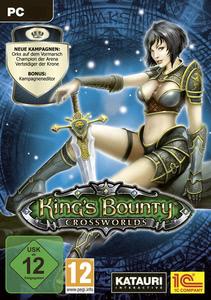Verpackung von King's Bounty: Crossworlds [PC]