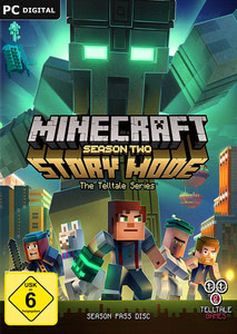 Verpackung von Minecraft: Story Mode - Season Two [PC]