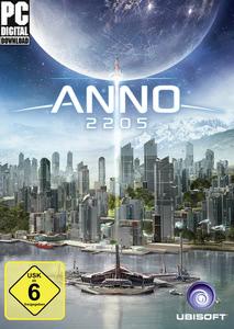 Verpackung von Anno 2205 [PC]